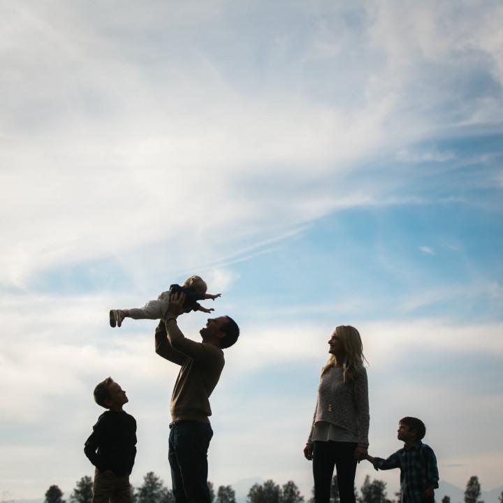 Cruz Crew | Portrait Session, Pine Nursery Park | Bend, OR Photographer
