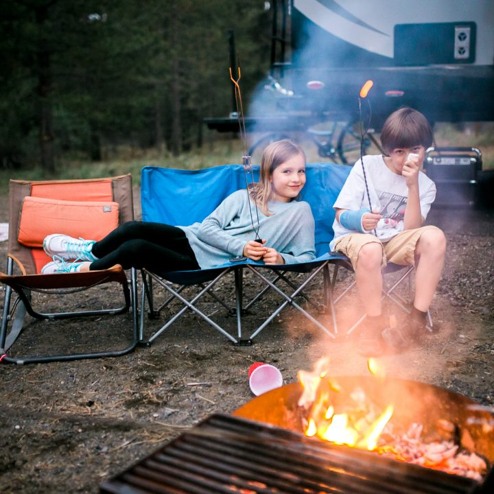 Mother's Day Camping | LaPine State Park